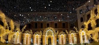 visiting the luci d u0027artista light show in salerno the amalfi coast