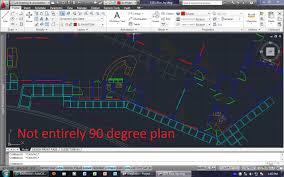 how to draw floor plan in autocad rotating your ucs autocad tips