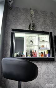 Bar At Home 28 Best Mirror Nail Polish Display Frames Images On Pinterest