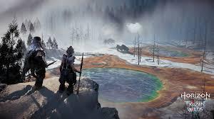 horizon zero dawn 4k 8k wallpapers horizon zero dawn the frozen wilds screen games hd 4k wallpapers
