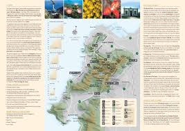 Turkey Mountain Map Table Mountain Cape Town Hiking Trails Peak Condition