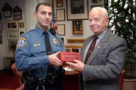 nj corrections officer sheriff s officer completes police academy brick road physical
