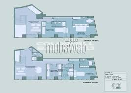 cayan tower floor plan 3 br duplex in cayan tower permit 4536 mubawab