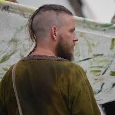 why did ragnar cut his hair vikings free photo viking man her tough ragnar free image on