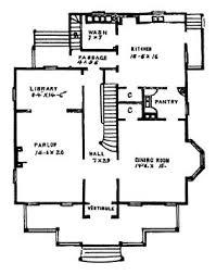 59 best victorian house floor plans images on pinterest vintage