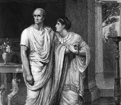women in julius caesar a thespian