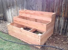 Cedar Raised Garden Bed Ana White Cedar Raised Garden Beds 3 Tiers Diy Projects
