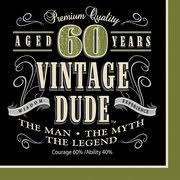 60th birthday decorations vintage dude 60th birthday party supplies and decorations