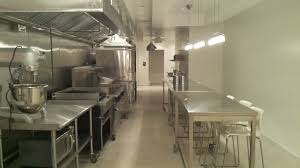 kitchen design idea of commercial kitchen for rent shared