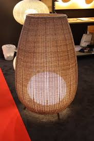 Wicker Light Fixture by Modern Lighting Fixtures At Icff Combine Latest Technology And