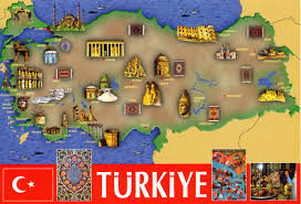 Istanbul Turkey Map Istanbul Tour Packages Daily Istanbul Tours Bosphours Cruise