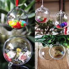 decorating clear plastic christmas balls best christmas decorations