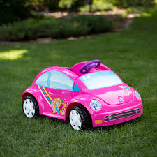 barbie volkswagen fisher price power wheels barbie vw beetle battery powered riding