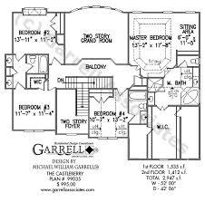 master on house plans castleberry house plan house plans by garrell associates inc