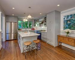 Brian Reynolds Cabinets Hardwood Floors With Painted Cabinets Houzz