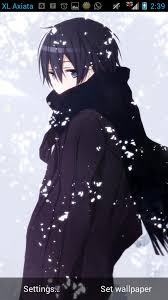 wallpaper android sao lwp sword art online kirito c free anime live wallpaper android