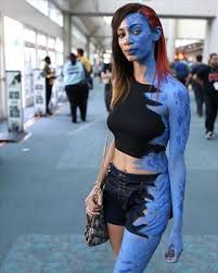 Mystique Halloween Costume Diy Men Mystique Costume Maskerix