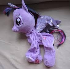 build a unstuffed nwt build a mlp my pony unstuffed twilight sparkle