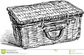 wicker basket sketch stock images download 31 photos