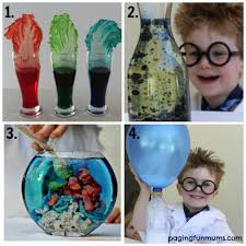 20 home science projects for kids