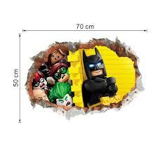 film kartun anak online online shop lego batman avengers yang super pahlawan wall stiker