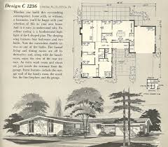 Small House Plans 1959 Home by Best 25 Midcentury Modern House Plans Ideas On Pinterest