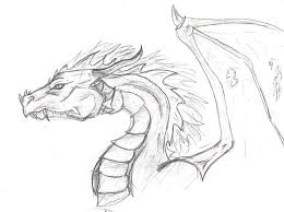 free download cool dragon drawings cool dragon
