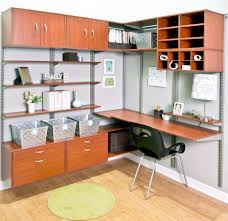 How To Organize A Home Office Freedomrail Space Age Shelving