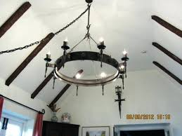 Iron Ring Chandelier Wrought Iron Chandeliers Design Wonderful Grand Size