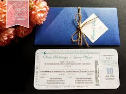 wedding invitations jakarta wedding card malaysia crafty farms handmade royal navy blue