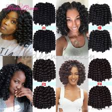 crochet hair wigs for sale 2018 cheap freetress jamaican bounce crochet hair for black women