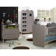 chambre complete bebe pas cher pack promo chambre complète eloise lit bébé à barreaux commode