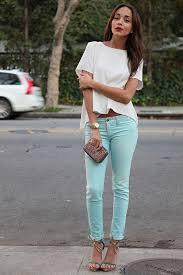 Mint Colored Skinny Jeans 119 Best Green Mean Jeans Teal Mint Green Grass Green Images