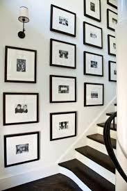 Stairway Wall Ideas by 72 Best Family Photo Displays Images On Pinterest Frames Photo