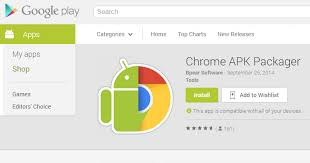 chrome apk chrome apk packager now in play store android community