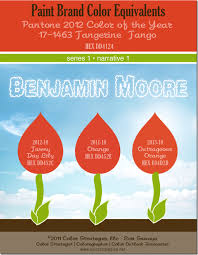 tangerine tango u2013how to get it at your favorite paint store