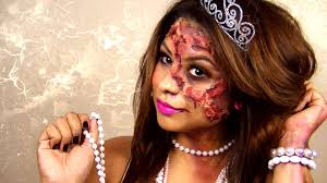 halloween zombie prom queen youtube