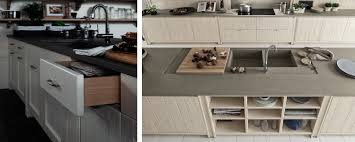 kitchen cabinets in genuine solid wood