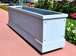 planter box with trellis free plans planter box with trellis large