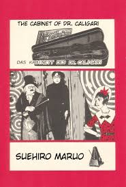suehiro maruo u0027s the cabinet of dr caligari electronical parade