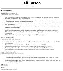 receptionist resume resumesamplesnet bid format