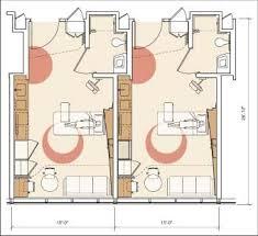 Room Design Floor Plan Patient Room Layout Hospital Pinterest Room Healthcare