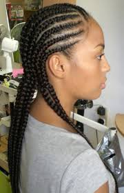 hairstyles to do with plaited extensions 51 latest ghana braids hairstyles with pictures beautified designs