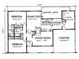 eplans sante fe house plan two bedroom 1600 square feet and 2