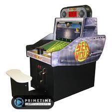 sit down arcade cabinet sea wolf primetime amusements
