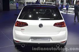2015 vw golf gti clubsport rear at iaa 2015 indian autos blog