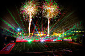 homecoming fireworks and laser light show cornell