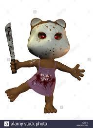 bear teddy teddy bear teddybear doll halloween horror mask