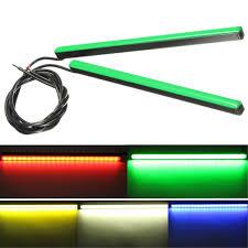 led daylight strip light 6 5inch led daytime running light drl bar 24 smd 5630 leds daylight