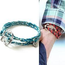 anchor wrap bracelet images Slowgan anchor bracelet puravida plastic ouida men 39 s bracelet jpg